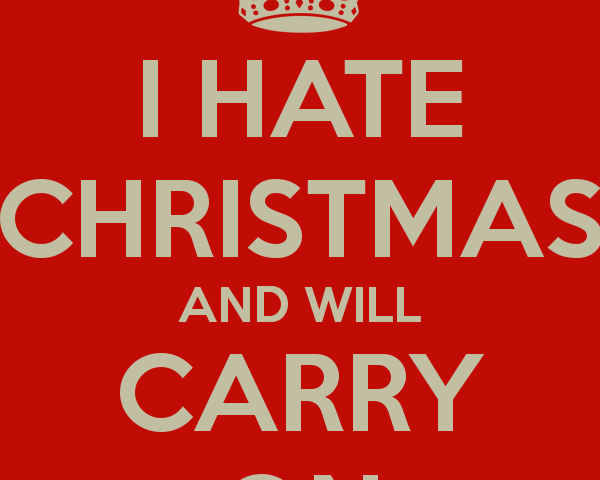 Christmas Hater.Confessions Of A Christmas Hater The Purple Fig