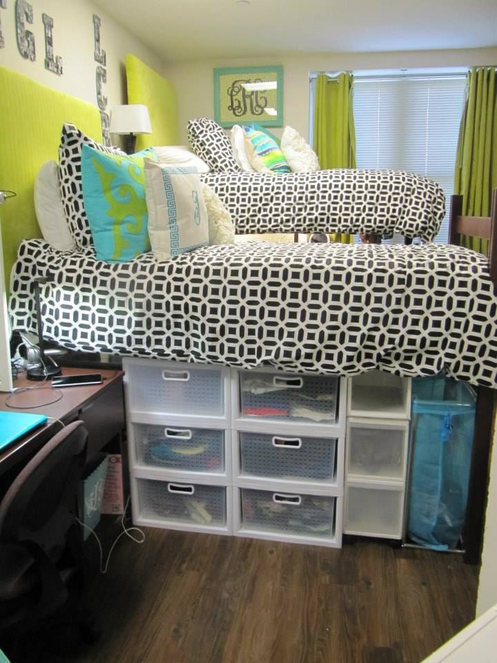 Create a Rustic Chic Dorm Room On a Budget This Fall | The Purple Fig